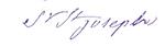 signature mère st joseph